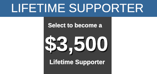 lifetime supporter banner