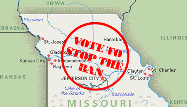 St. Joseph, Missouri Public Vote On E-Cig Ban