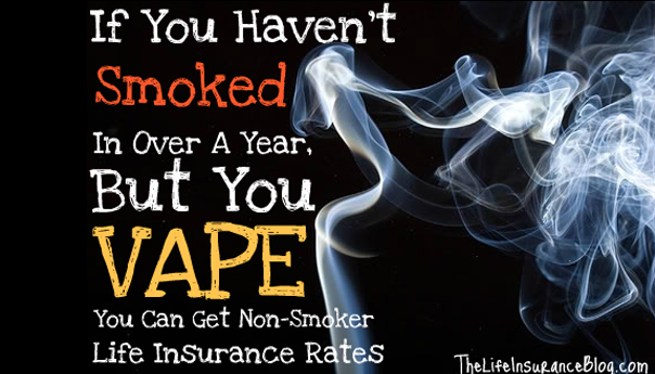 Non-smoking Rates with Life Insurance!