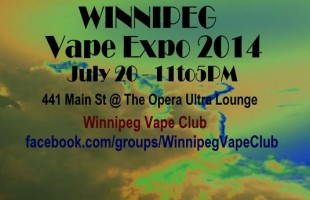 Winnipeg Vaping Expo