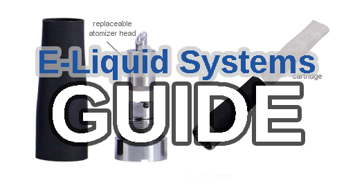 E-Liquid Systems Guide