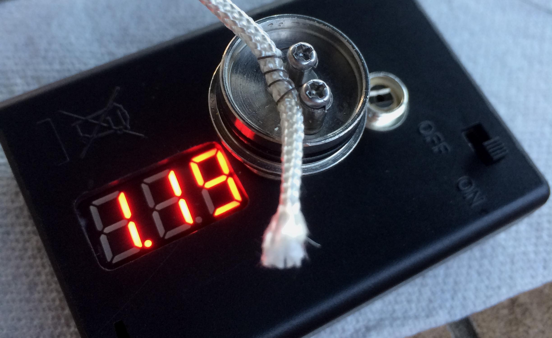 Geek Vape 521 Tab Mini Ohm Reader