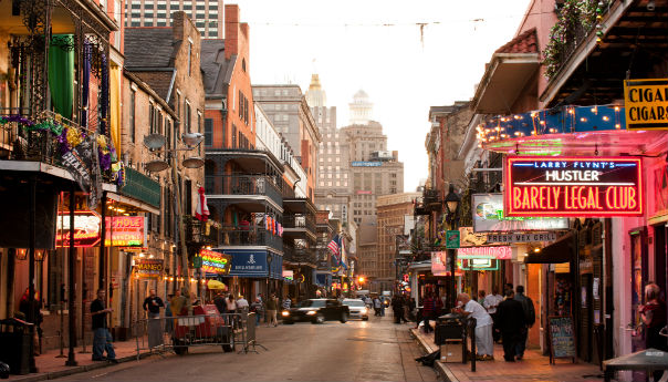 New Orleans Offers New Regulations