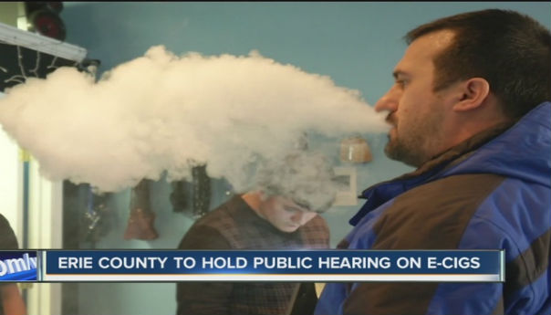 Erie County, New York Is Proposing E-Cig Regulations