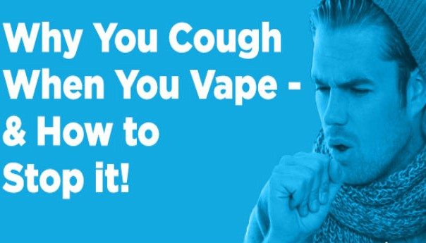 Why You Cough When You Vape And How to Stop It!