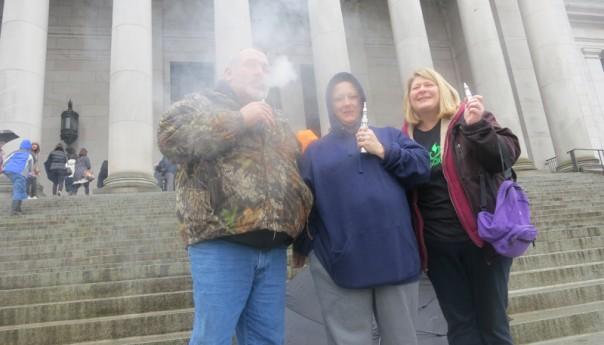 Olympia, Washington House Passes Vaping Regulations