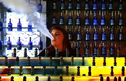 Young Adult Says Vaping Helped Him Quit Smoking